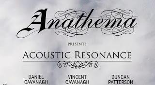POS Concierto acústico de ANATHEMA en Bogotá 2019