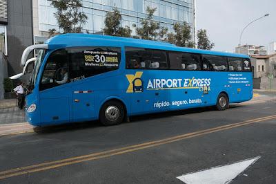 Transporte aeropuerto Lima, Transporte Aeropuerto Miraflores, Buses aeropuerto Lima