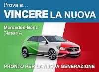 Prova a… VINCERE LA NUOVA Mercedes-Benz Classe A