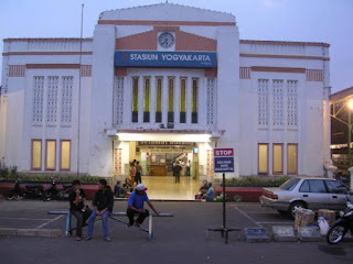 Daftar Jadwal Kereta di Stasiun Lempuyangan dan Tugu Yogyakarta