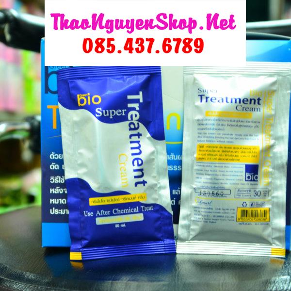 Kem ủ phục hồi tóc Bio Super Treatment 30g - Hàng Thái Lan Giá Sỉ