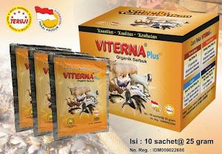 vitamin ikan lele serbuk