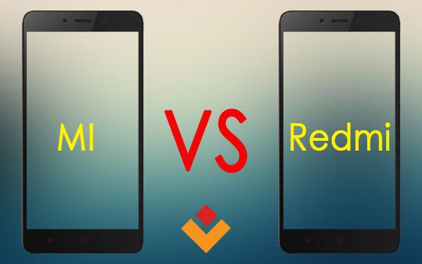 Perbedaan Antara Seri Redmi Dan MI Pada Hp Xiaomi