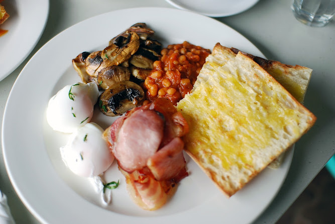 Bogeys Cafe Bronte Beach Big Breakfast Food