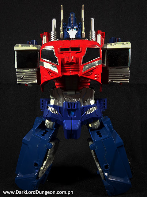 Combiner Wars Optimus Prime