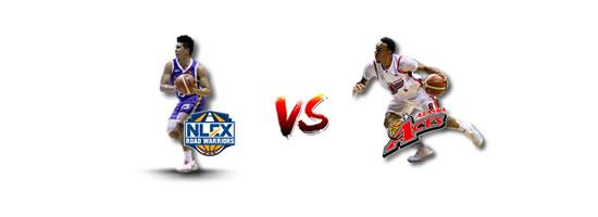 June 15: NLEX vs Alaska, 6:45pm MOA Arena