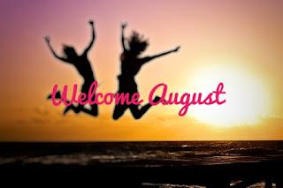 kumpulan gambar welcome august