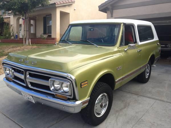 Freon For Ac >> Vintage SUV, 1972 GMC Jimmy 4x4 | Auto Restorationice