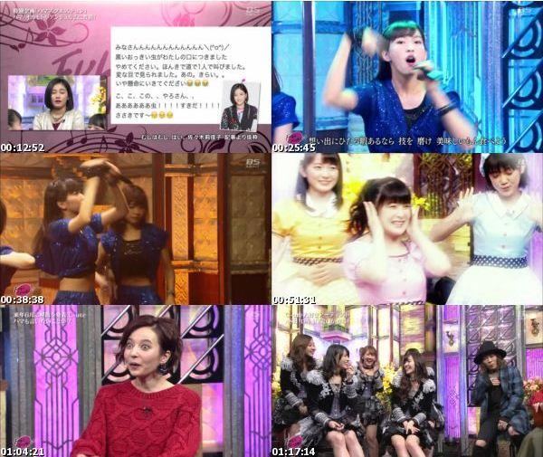 [TV-Variety] FULL CHORUS! – #65 ハロプロ祭り (2016.11.15)