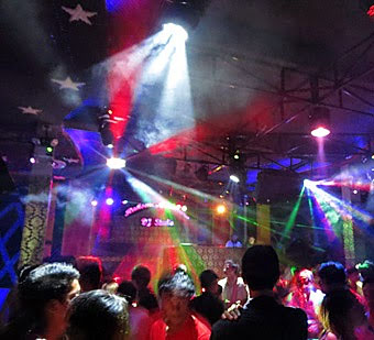 nightlife in Koh Kong City