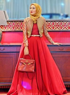Model Blazer Batik Dian Pelangi