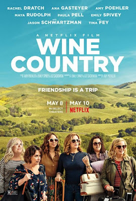 Wine Country 2019 Dual Audio DD 5.1ch 720p WEB HDRip 950Mb