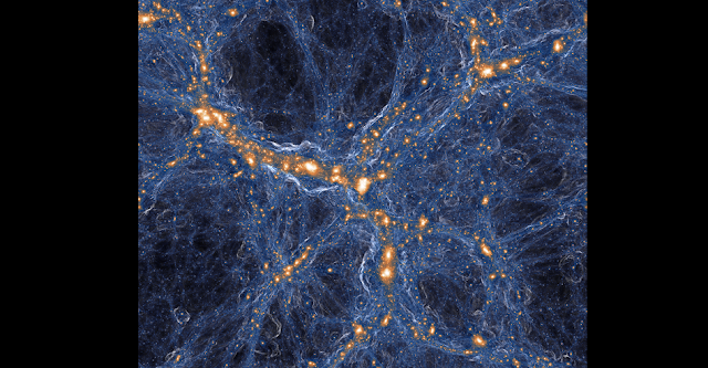 fossil from the big bang discovered with w m keck observatory