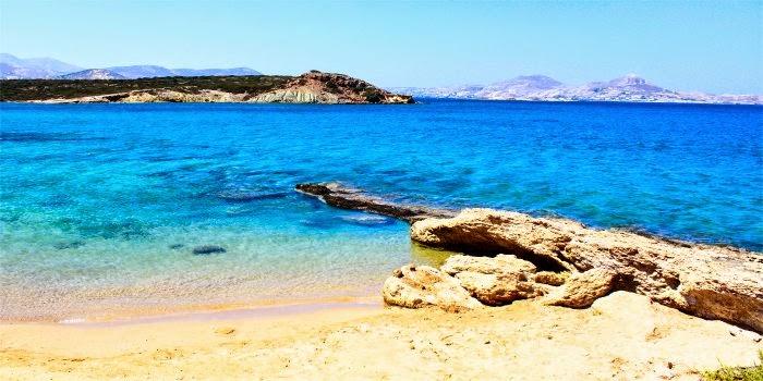 Le spiagge più belle di Paros, Grecia