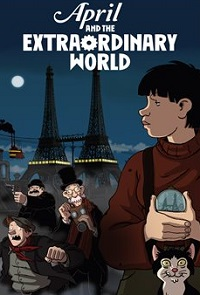 Watch April and the Extraordinary World Online Free in HD