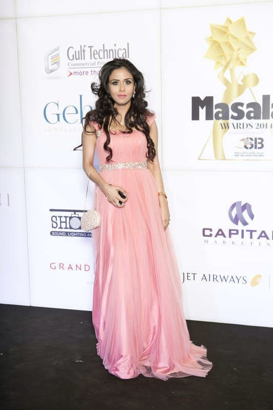 Heena Husain, Masala! Awards 2014 Photo Gallery