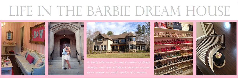 Life in the Barbie Dream House