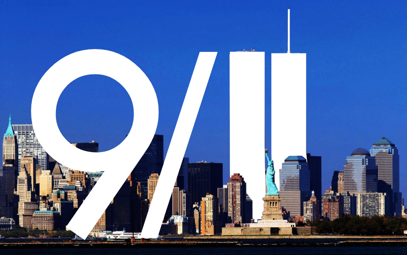 New York City - September 11, 2001 The World Trade Center