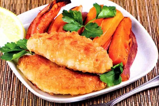 как приготовить рыбу с овощами