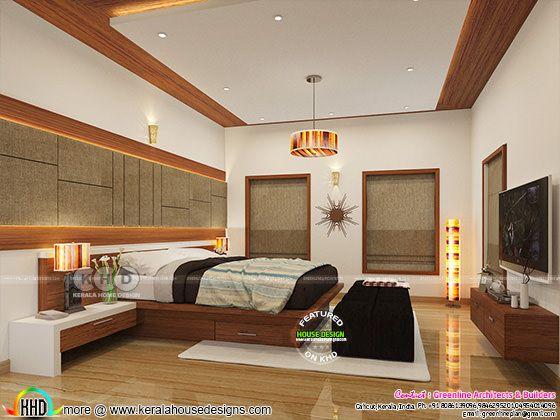 Master interior home