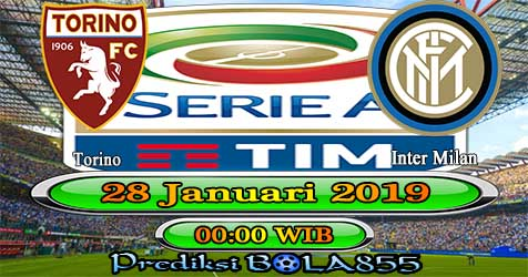 Prediksi Bola855 Torino vs Inter Milan 28 Januari 2019