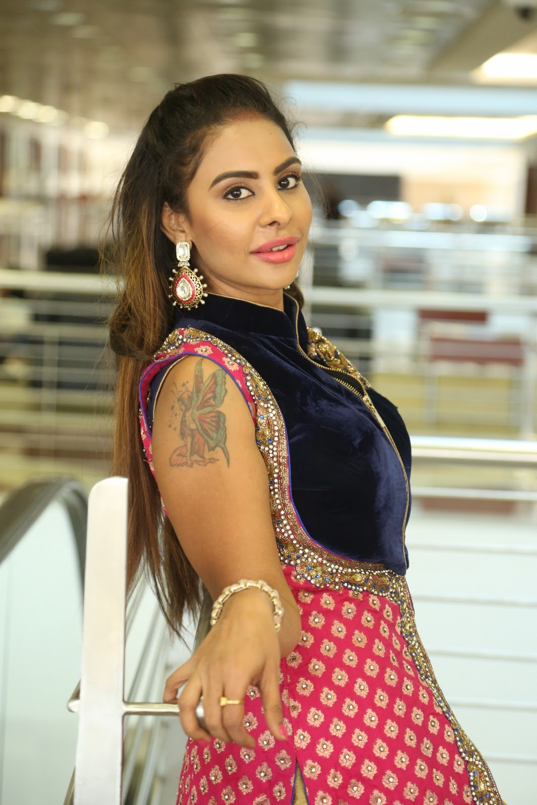 Srilekha reddy new glam photos-HQ-Photo-14