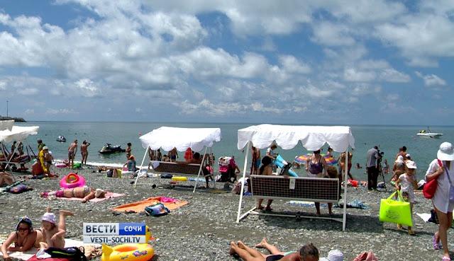 Сочинский пляж «Ривьера» переносят в другое место