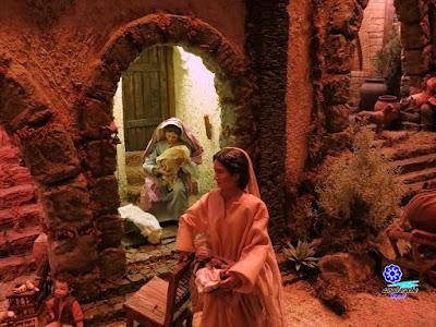 Sevilla - Belén de la Fundación Cajasol - Navidad 2016 - 09