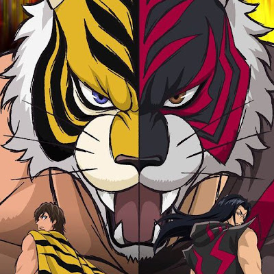 Tiger Mask W [38/38][Sub][Mega]