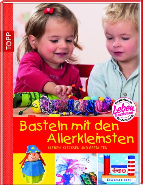 Schaeresteipapier Buch Basteln Mit Den Allerkleinsten