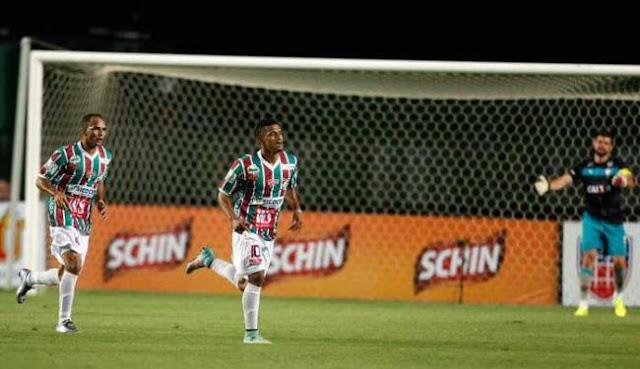 Assistir Fluminense de Feira x Bahia de Feira ao vivo grátis em HD 02/04/2017
