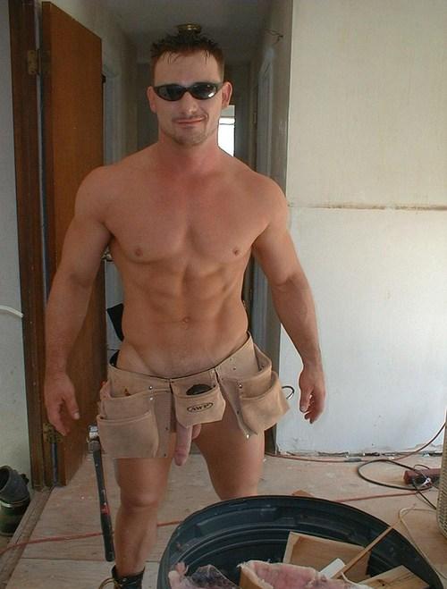 Sexy handyman