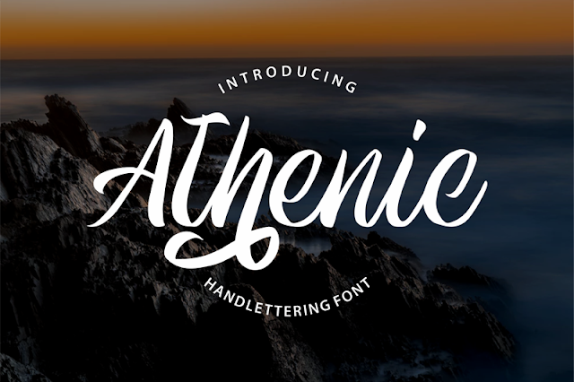 Athenic Download Font Free