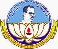 Bharathidasan University Results 2016