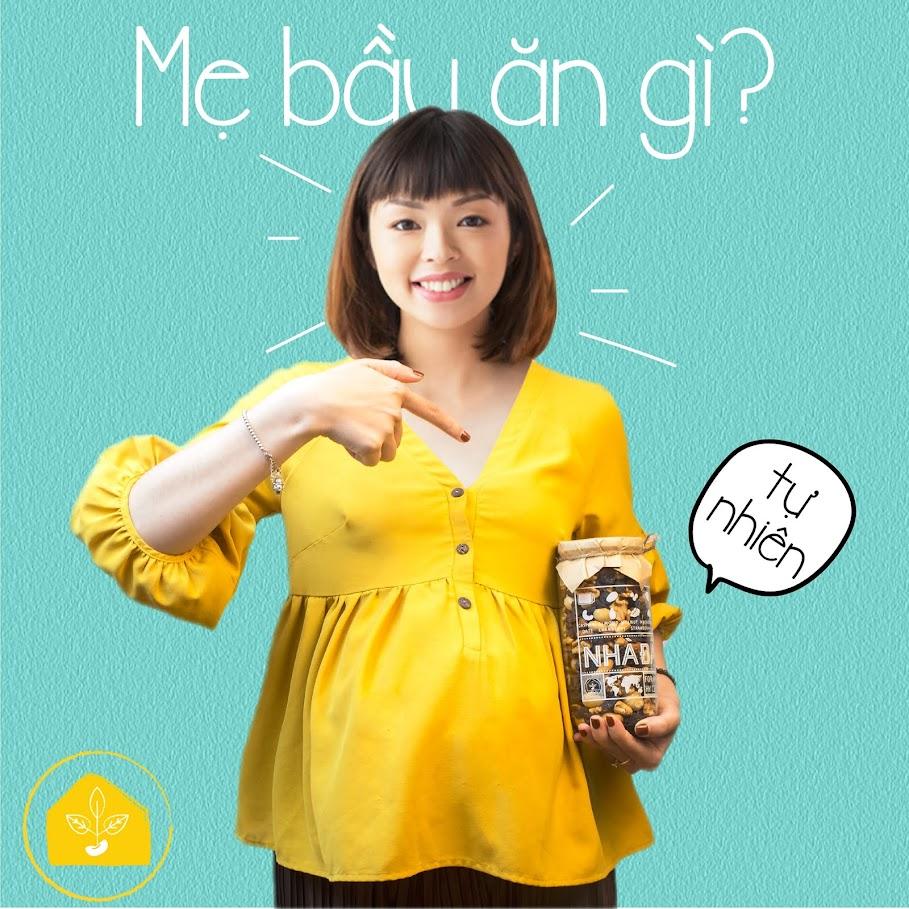 Thai nhi phát triển toàn diện nhờ Mẹ ăn hạt dinh dưỡng