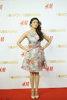 Pranitha Subash in lovely Flower Print Sleeveless Short dress ~  Exclusive 007.JPG