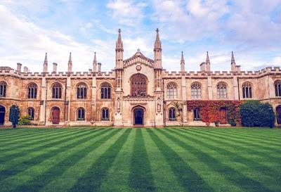 Cursos de inglés para jóvenes en Cambridge