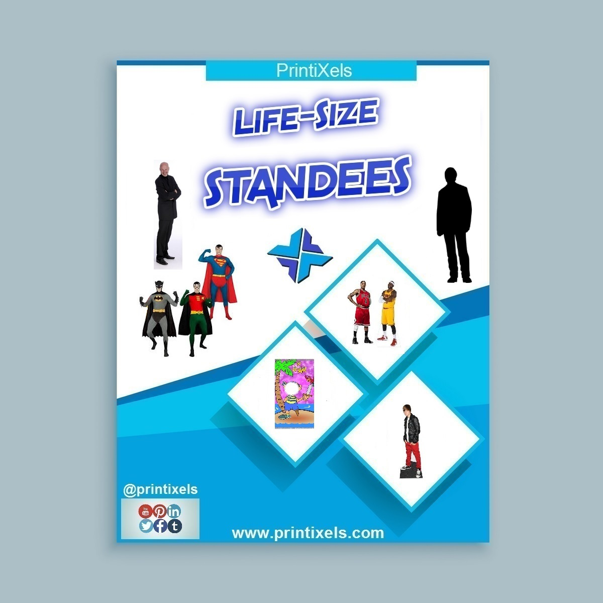 Custom Life-Size Standees