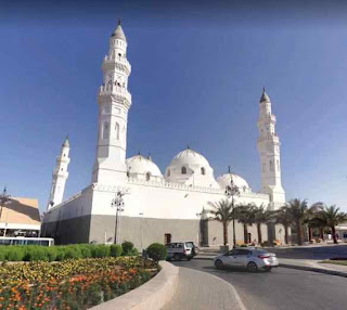 Quba Mosque is the oldest mosque in the world