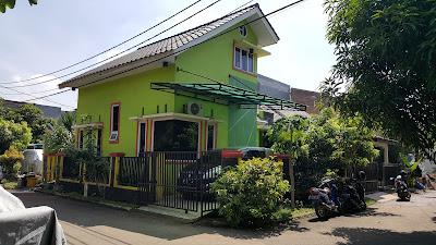 Renovasi Rumah Perumahan Permata Kranggan Cibubur Jatisampurna Kota Bekasi