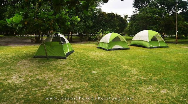 Camping Ground Cottage Marina Resort Belitung