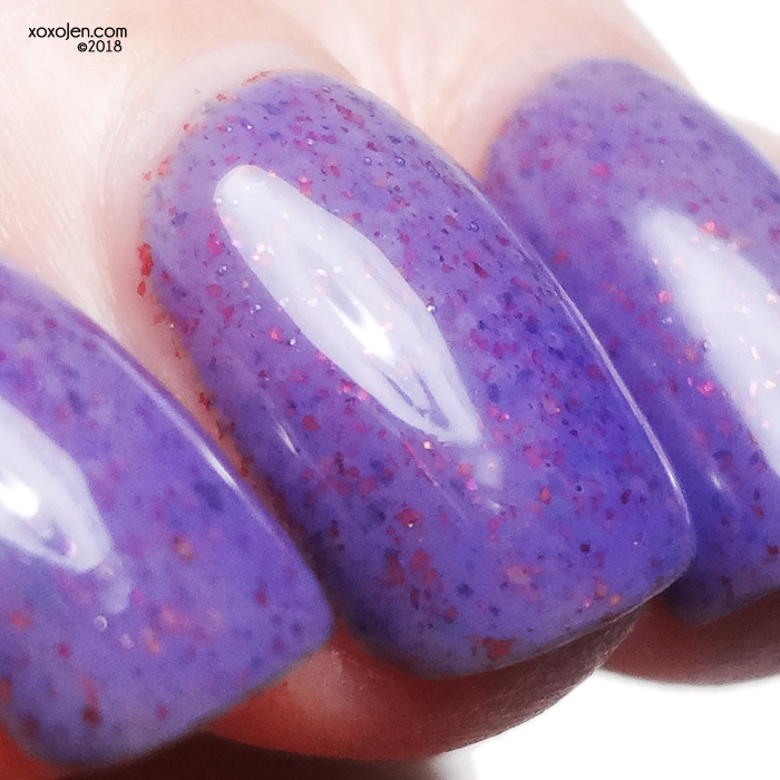 xoxoJen's swatch of Girly Bits: February COTM