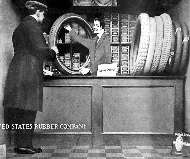United States rubber company photograph