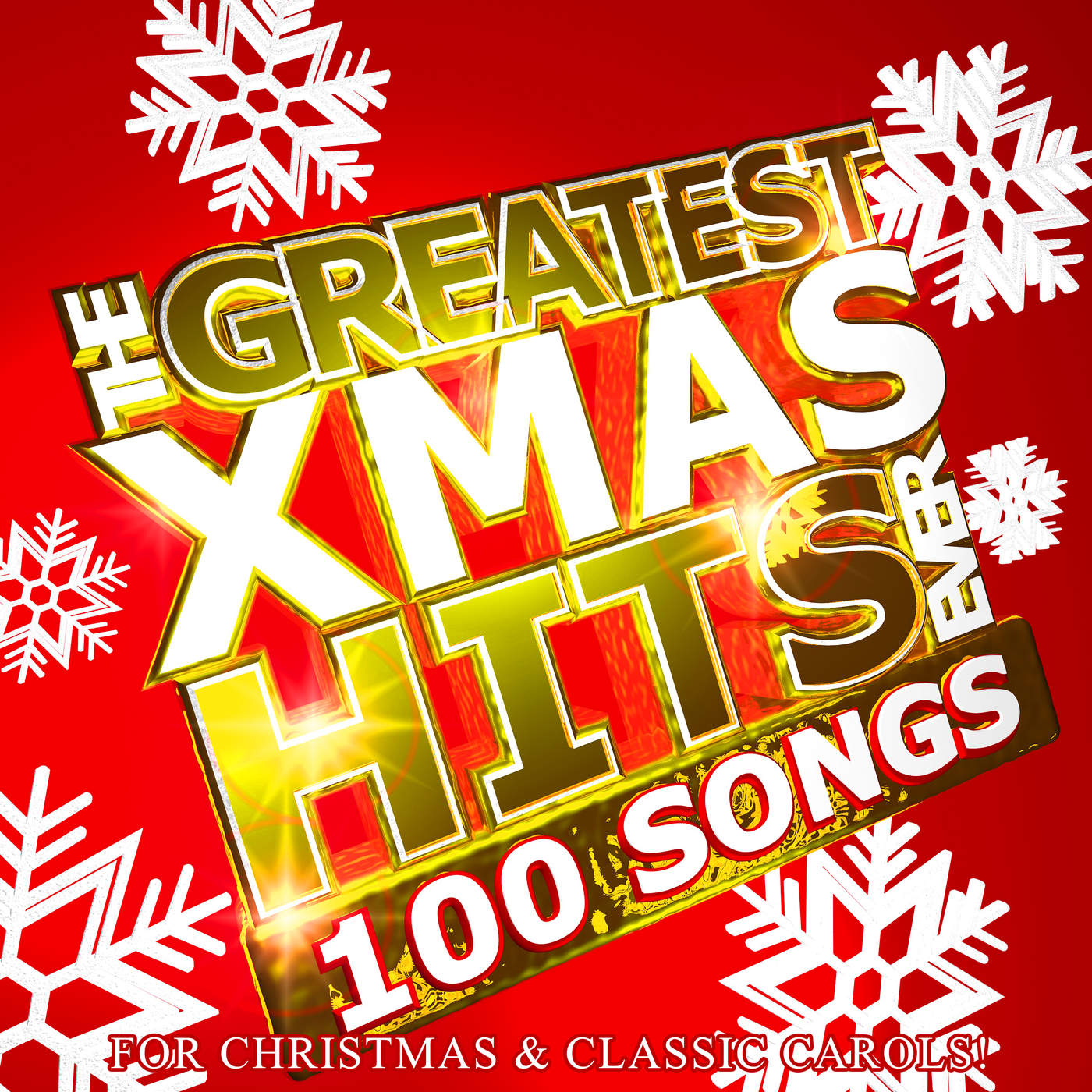 various artists the greatest xmas hits ever 100 songs for christmas classic carols itunes plus aac m4a - Christmas Classic Songs