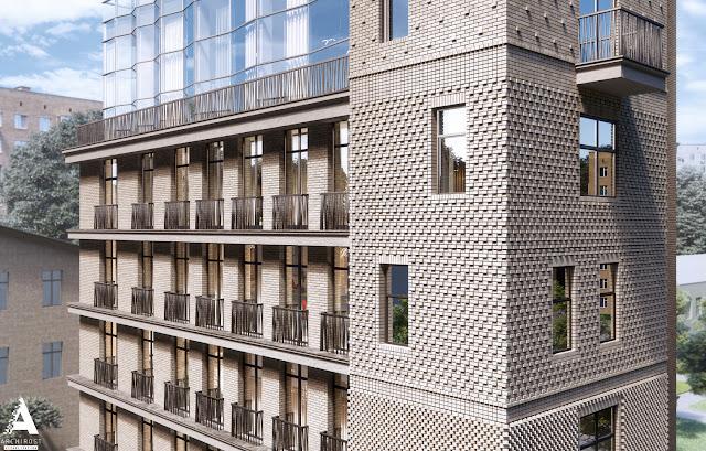 Архитектурная 3D визуализация | Блог Archirost.com