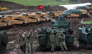 Η Τουρκο-Ρωσική σύμπραξη σε βάρος των ΗΠΑ στη Συρία