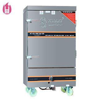 Tủ Nấu Cơm Gas 8 Khay – TC8K-G