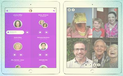 Fitur Aplikasi Messenger Kids