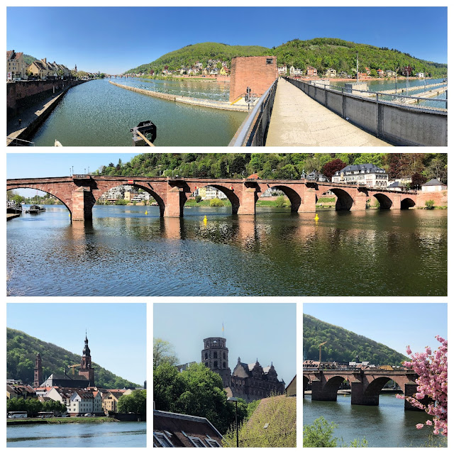Spring time in romantic Heidelberg