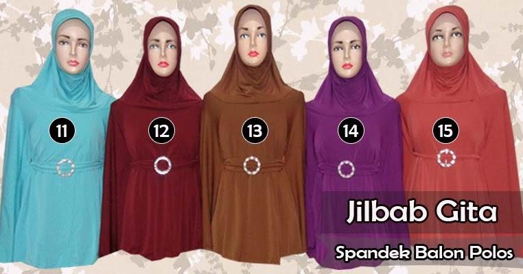 Model Jilbab Baju Muslim Yang Syar 39 I Dan Menutup Dada